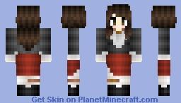 Winifred Kozak (My Character) Minecraft Skin