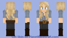 Westworld - Dolores Abernathy (S1 E5-E10) Minecraft
