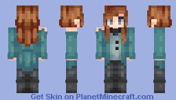 ~Request 1/5 - Beverly~ Minecraft Skin