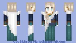 Britta Santorski - Massivecraft/Personal Skin Minecraft