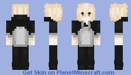 Alt 2.0 - By Sharwyk! Minecraft Skin