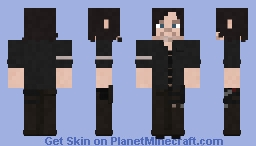 Daryl Dixon / The Walking Dead / Mercy Minecraft Skin