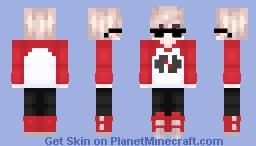 Dave Strider Minecraft