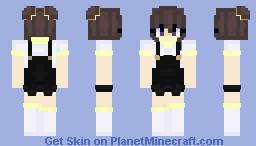 Ringer Tee .. Personal Minecraft Skin