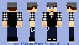 tobyMac: Dubbed and Freq'd Minecraft Skin