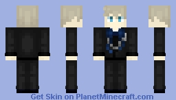 Pandora Hearts ➢ Elliot Nightray Minecraft Skin