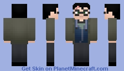 Harry Potter (100th Skin!) [Deathly Hallows Part 2]