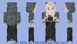 Cape + Fancy Dress Minecraft Skin