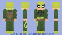 Iron Fist(Immortal Iron Fist) Minecraft Skin