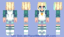 Jackie Lynn Thomas Minecraft Skin