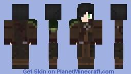 Fantasy Adventure Minecraft Skin