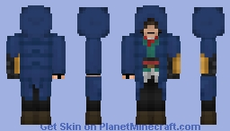 Jacob Frye HD (Assassin's Creed Syndicate) Minecraft Skin