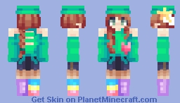 lucky charms Minecraft Skin