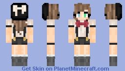 ~MilkMan~ Minecraft Skin
