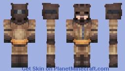 Nite Owl II | Watchmen Minecraft Skin