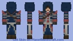 Shay Cormac HD (Assassin's Creed Rogue) Minecraft Skin