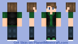 ♪ Be With You ♪ Minecraft Skin