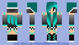 PLEASE read the desc Minecraft Skin