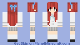Nicole Minecraft Skin