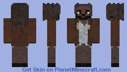 King Ezekiel | The Walking Dead s7 Minecraft