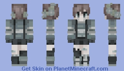bwoo Minecraft Skin