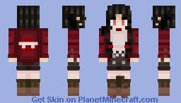 vampire wannabe Minecraft Skin