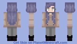 dull (POP REEL???) Minecraft Skin