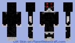Spider Assassin Bot Minecraft Skin
