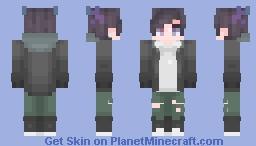 Leftovers Minecraft Skin
