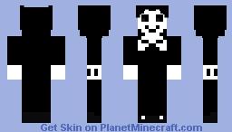 Bendy Minecraft Skin