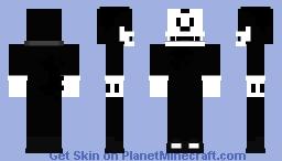 Boris the Wolf Minecraft Skin