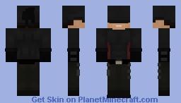 Daredevil [Netflix] - Season One Outfit Minecraft Skin