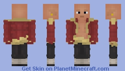 [LOTC] Baldy Boy Request - Senor_Tortuga Minecraft Skin
