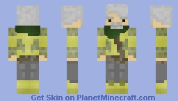 Kurt Russell's Ego The Living Planet Guardians Of The Galaxy vol. 2 - Human Form Minecraft Skin