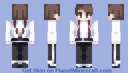 AJU NICE! Minecraft Skin