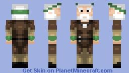Improved Jeb Minecraft Skin