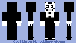 Bendy and the ink machine Minecraft Skin