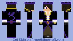 King Clubmantic Minecraft Skin