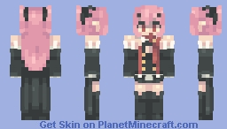 krul Minecraft Skin