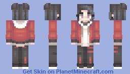 총! 조준! 발사! Minecraft Skin