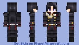 ◊Something you want to protect. Friends. Comrades. Family. Pick any or all of the above... but just find them. If you don't, you'll be a weakling forever.◊ [Guren Ichinose OnS] Minecraft Skin