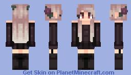 Old-ish Skin Remake (POPREEL!! ;v;) | 𝓕𝓪𝓵𝓵Ø𝓾𝓽𝓓𝓲𝓼𝓬𝓸♥ Minecraft Skin