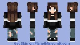 ST w/ Chamomile ♥ (POPREEL?!?!) | 𝓕𝓪𝓵𝓵Ø𝓾𝓽𝓓𝓲𝓼𝓬𝓸♥ Minecraft Skin