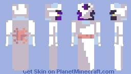 Froslass! Minecraft Skin