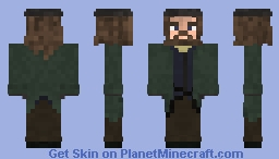 Paul 'Jesus' Rovia | The Walking Dead Minecraft