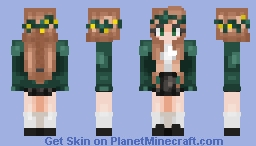 ēɍℇṃō - Asthenia - Minecraft Skin