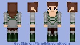 Idris Minecraft