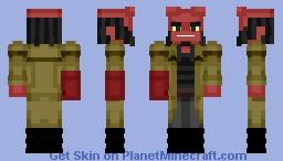Hellboy (2004 Movie) Minecraft