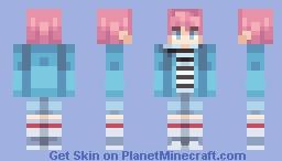 spring day Minecraft Skin