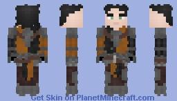 Kaden The Strayan [Lotc] [Commision] Minecraft Skin